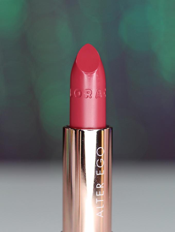 LORAC Social Affair Alter Ego Lipstick Gift Set Swatches