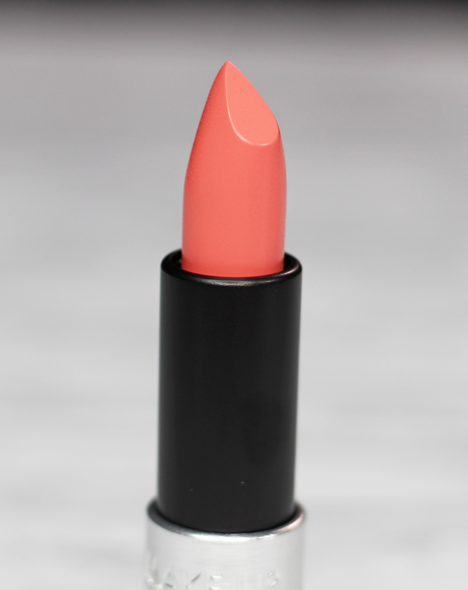 MUFE Artist Rouge Lipstick Satin Creme in C302 Beige Coral | I Bought a Bunch of MUFE Artist Rouge Lipsticks & Here's What I Think! (Make Up For Ever swatches, full face, & sass) on All Things Beautiful XO