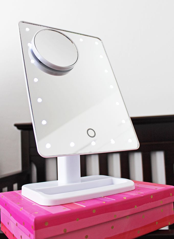 Wish App Touch Mirror