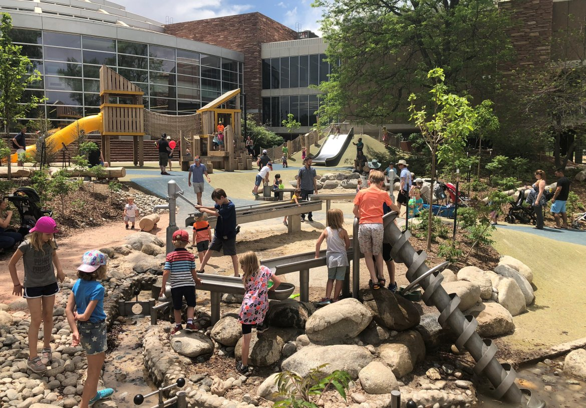 what to do with kids in Boulder in summer