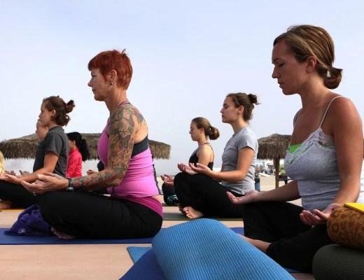free yoga boulder