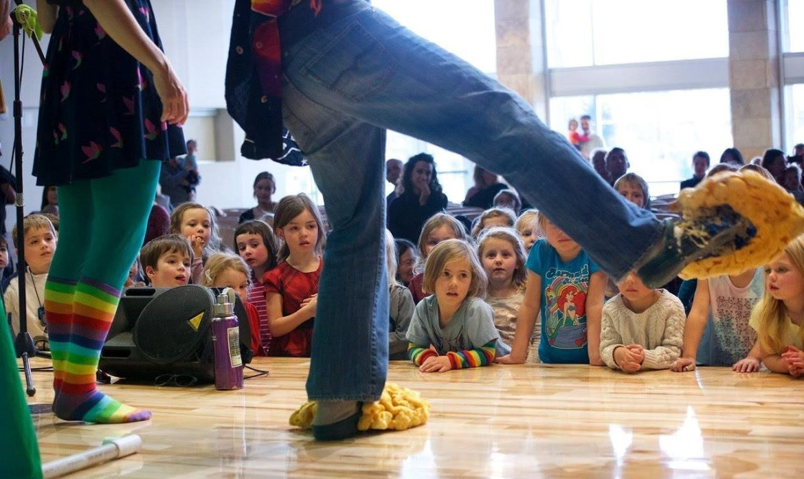 what to do with kids in boulder this weekend