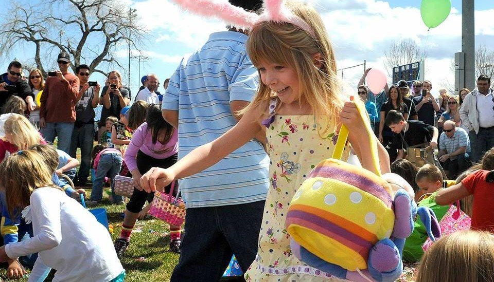 Boulder Area Easter Egg Hunts