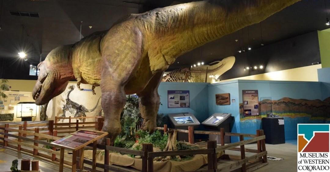 Dinosaurs in Colorado