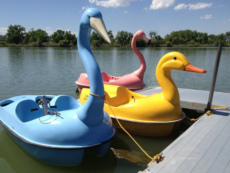 Boulder County Water Fun