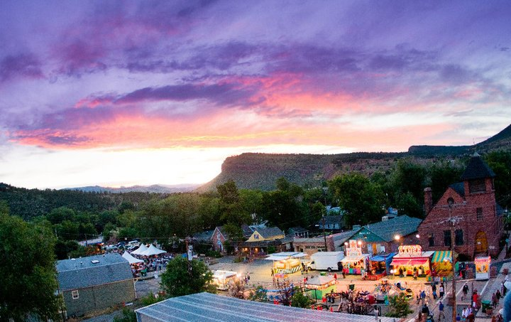 Affordable Towns Near Boulder : Lyons Colorado