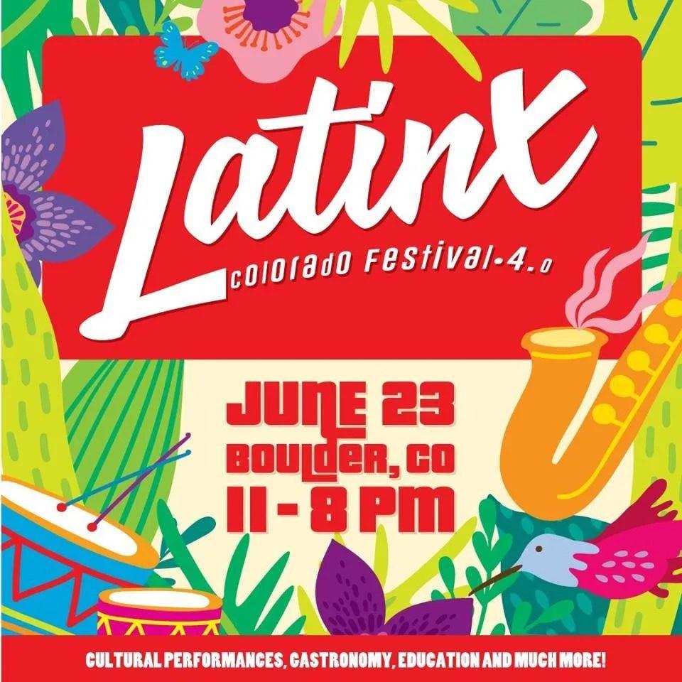 June events in Boulder