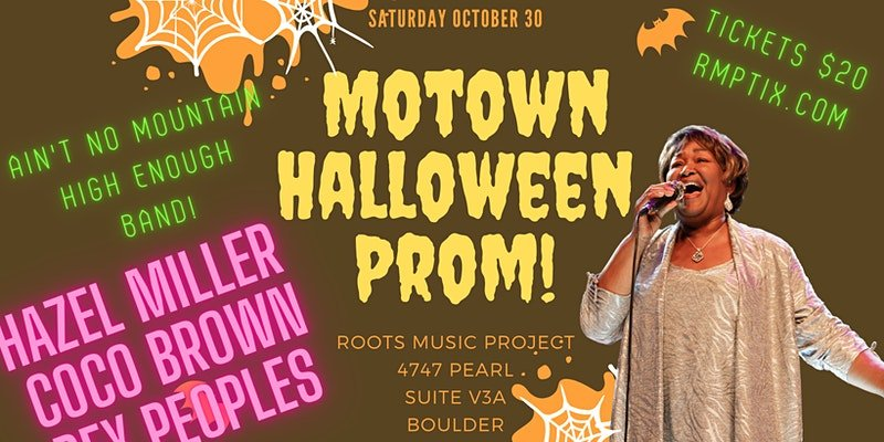 Halloween Events for Adults in the Boulder Area