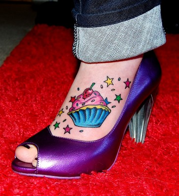 If you're looking for sexy foot tattoo designs - specifically the best