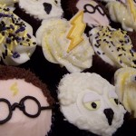 Harry Potter Owl Cupcake