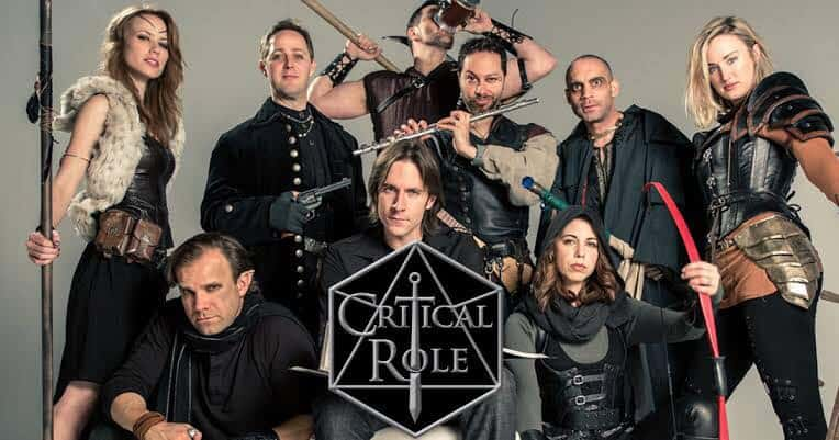 Critical Role Set To Be A Part Of New D&D Adventure