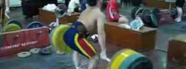 Triple+ Body Weight Clean and Jerk