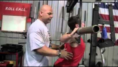 Dave Tate teaching the Deadlift - All Things Gym