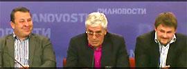 Rigert Syrtsov Press Conference