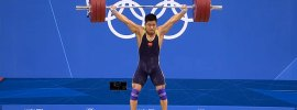 Lu Xiaojun 175kg Snatch World Record