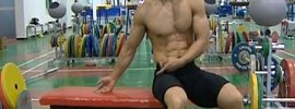Lu Xiaojun Abs Exercises