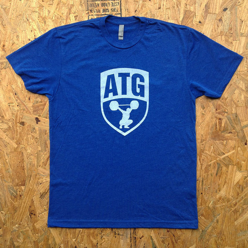 atg royal white shirt