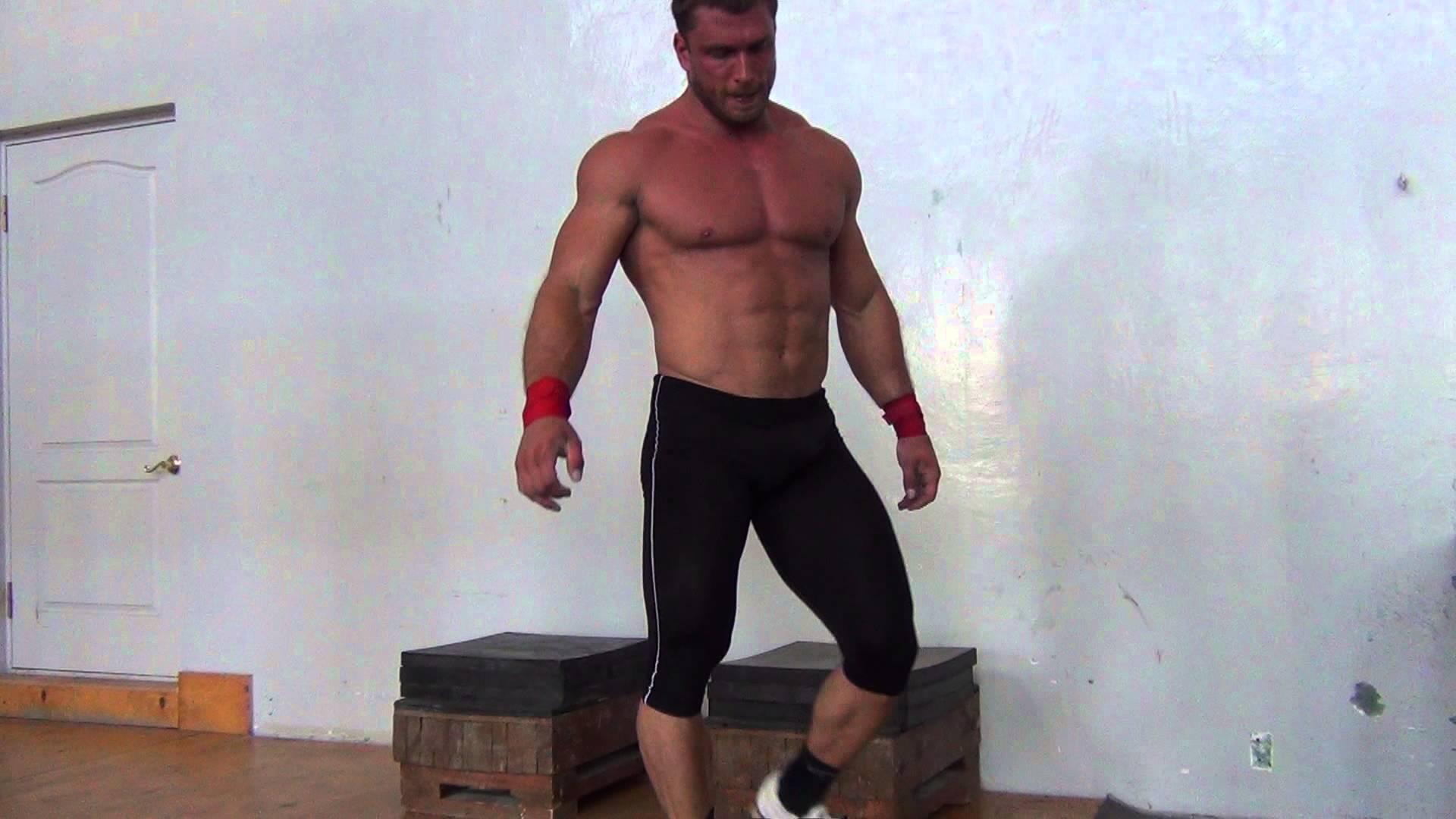 Dmitry Klokov Handstand Push Ups All Things Gym