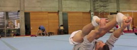 Nestor Abad Day by Day Gymnastics Montage