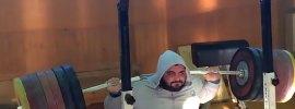 Chingiz Mogushkov 350kg x3 Squat Triple