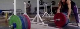Boyanka Kostova 200kg Squat