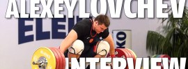 Alexey Lovchev Interview
