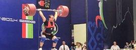 David Bedzhanyan 241kg Clean & Jerk 2014 Russian Championships