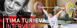 Tima Turieva Interview