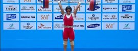 Unju-Kim-164kg-Clean--Jerk-World-Record-at-75kg-asian-games