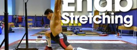 Mohamed Ehab's Post PR Session Stretching Routine