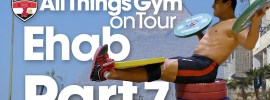 ATG on Tour Mohamed Ehab Egypt Part 7 of 7 Power Snatches, Jerk Drives, Clean Pulls