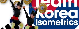 Team Korea Isometric Training with Paused Overhead Squats & Paused Snatch Deadlifts