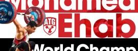 Mohamed Ehab 2017 World Champion Full Warm Up Session
