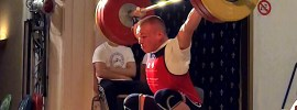 Ritvars Suharevs 157kg Snatch + 🏃♂️ at German Bundesliga