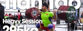 Tian Tao's Heavy Session