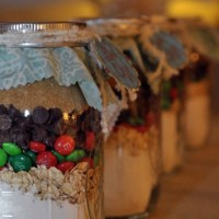 Live Cozy Cookies in a Jar!