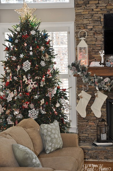 Christmas In The Den All Things Heart And Home