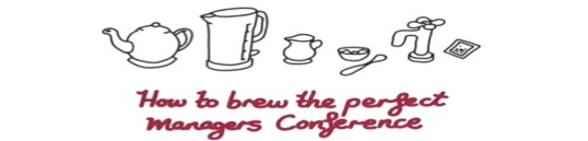 How to brew the perfect managers' conference
