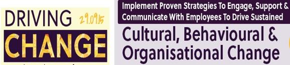 Communicators share ideas on driving change