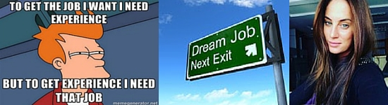 How PR students can get a job in IC