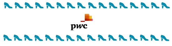 How PwC responded to that pair of heels