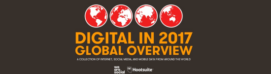 Free report packed with global digital trends and stats