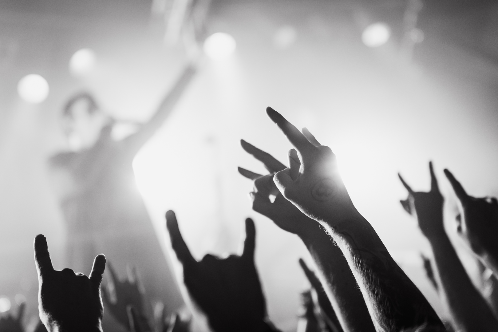 GALLERY Motionless In White Cane Hill Amp Ice Nine Kills