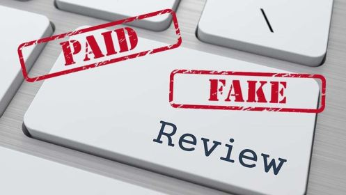 VPN reviews: real or fake? It's hard to tell.