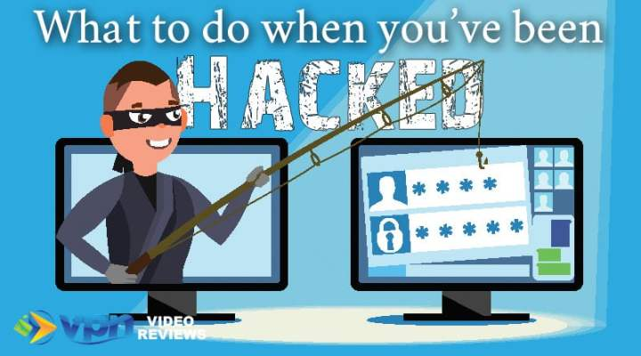 What to do when you've been hacked, a step-by-step guide
