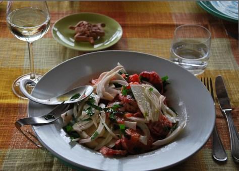 Fennel and blood orange salad 2