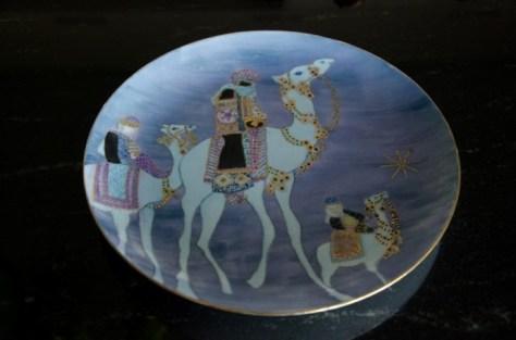 Elena's Magi plate