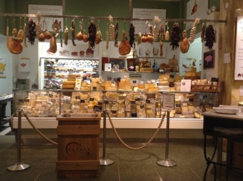 Salumeria at Eataly