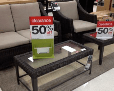 What to Expect at Target in June  Furniture  Toy  Patio   Baby     Patio Furniture Clearance