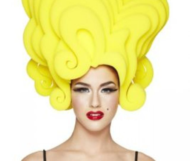 Big Fun Wigs By Chris March Hit Target Stores   All Things Target
